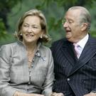Belgium's Queen Paola and King Albert II (AP PhotoVirginia Mayo, File)