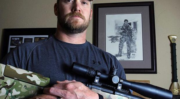 Former Navy Seal and author Chris Kyle has been shot dead in Texas (AP)