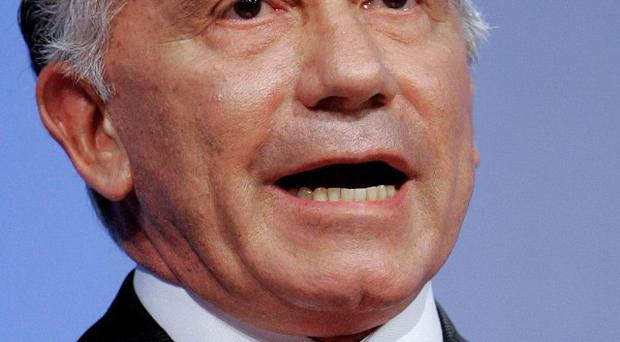 Paraguayan presidential candidate Lino Cesar Oviedo has died in a helicopter crash (AP)