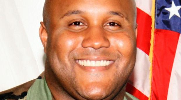 Christopher Dorner, a former Los Angeles police officer, is suspected of killing three people (AP/Los Angeles Police Department)