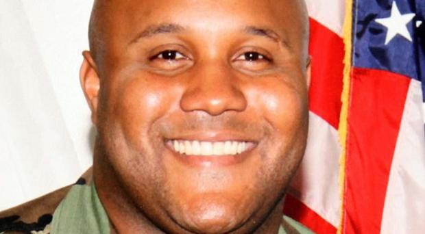 Ex-LAPD officer Christopher Dorner