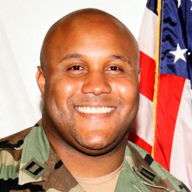 Ex-LAPD officer Christopher Dorner is wanted over four killings (AP)