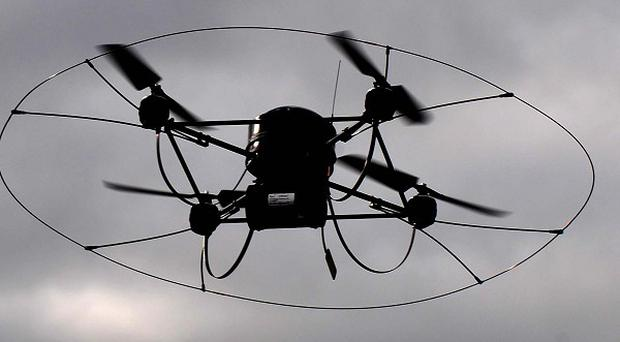 Drones will be used in Fermanagh this summer at the G8 summit