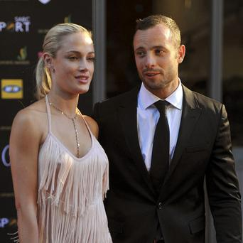 Olympic athlete Oscar Pistorius has been charged with the murder of his girlfriend, Reeva Steenkamp (AP Photo/Lucky Nxumalo-Citypress)