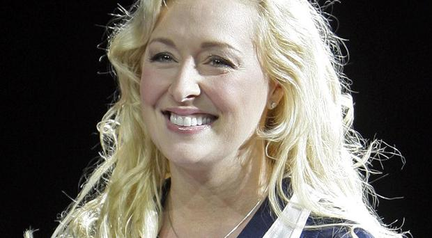 Mindy McCready hit the top of the country charts before personal problems sidetracked her career (AP)