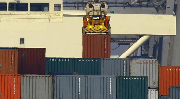 Japan suffered a record trade deficit in January