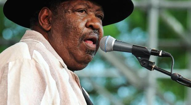 Bluesman Magic Slim has died aged 75 (AP/Greg Wahl-Stephens)