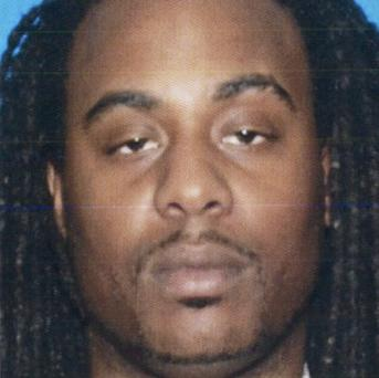 Kenneth Cherry Jr., also known as rapper Kenny Clutch, who died after being peppered with gunfire in Las Vegas (AP)