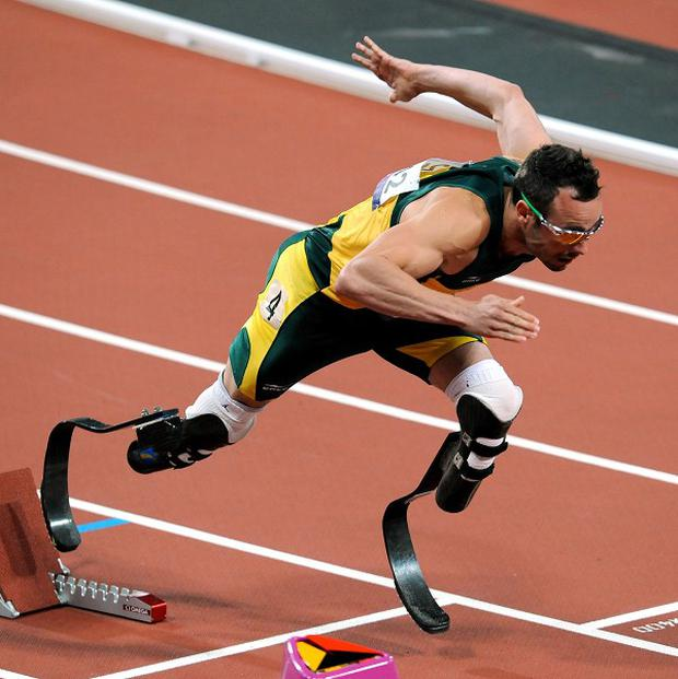Oscar Pistorius may resume training while on bail
