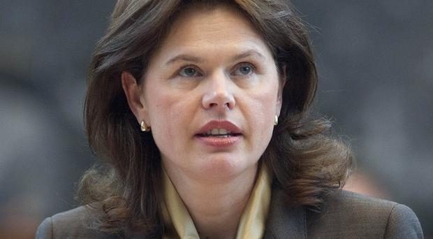 Alenka Bratusek has been appointed prime minister designate, the first female to lead Slovenia's government (AP)