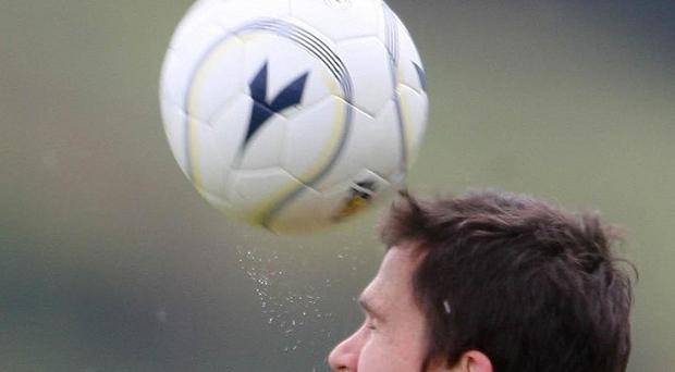 New research has found evidence of mental impairment caused by repeatedly bouncing a football off the head