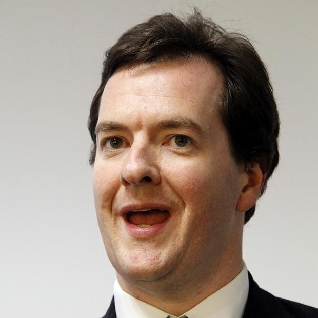 George Osborne wants to cap bankers' bonuses