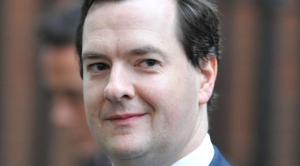 George Osborne told his European counterparts he could not support 'the proposal currently on the table' at negotiations in Brussels