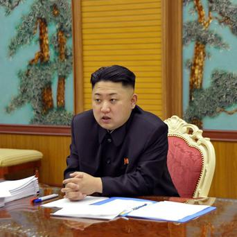 North Korean leader Kim Jong Un is facing more sanctions over nuclear tests (AP)