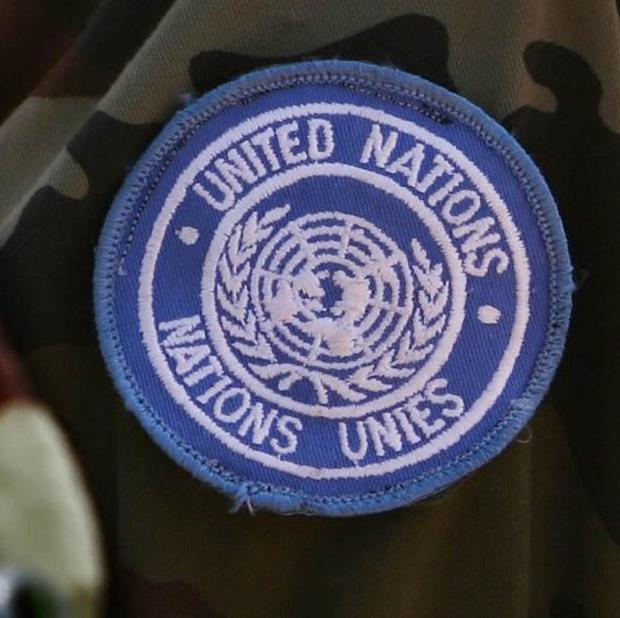 About 20 UN observers on a regular supply mission were stopped near an observation post and detained by armed fighters