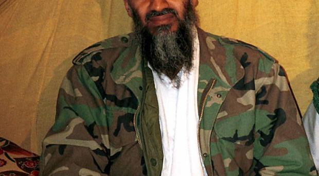 The US says it has captured Osama bin Laden's spokesman and son-in-law in Jordan (AP)
