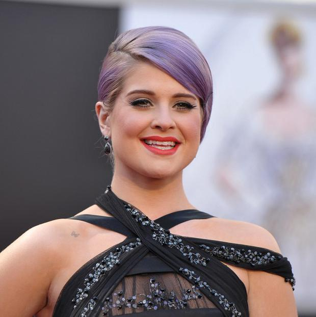 Kelly Osbourne fainted on the set of Fashion Police (John Shearer/Invision/AP)
