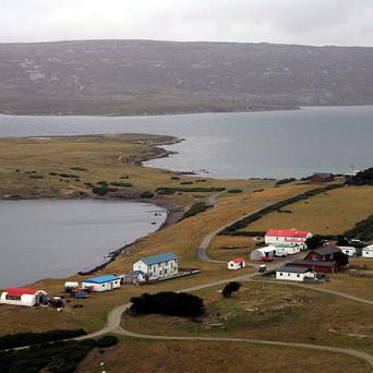 Most British adults believe the Government should be ready to consider military action in the face of an invasion threat to the Falkland Islands