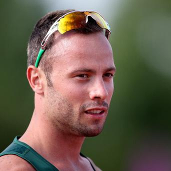 Oscar Pistorius denies murdering his girlfriend Reeva Steenkamp, who was shot dead at his home last month