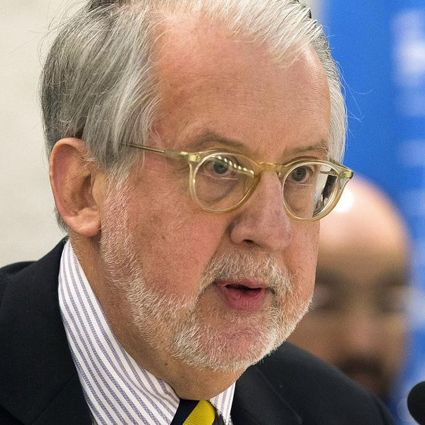 Paulo Pinheiro is leading a UN inquiry into Syrian massacres (AP)