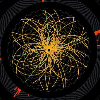 Physicists say they are confident they have discovered the 'God particle' (AP/CERN)