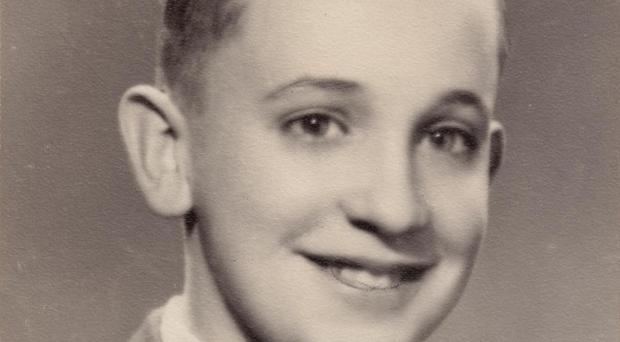 Jorge Mario Bergoglio - now known as Pope Francis - as a teenager, in Buenos Aires, Argentina (AP)