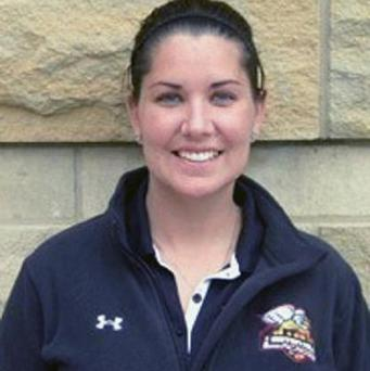 Seton Hill University women's lacrosse coach Kristina Quigley died when a tour bus carrying the team to a game crashed into a tree (AP)