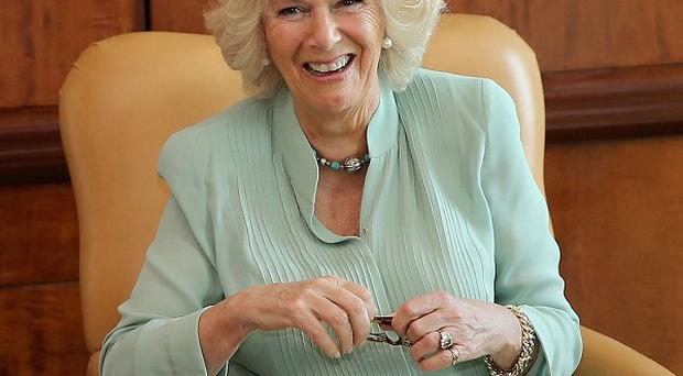 The Duchess of Cornwall said she had 'had so many more chances to meet women, it's been extraordinary'