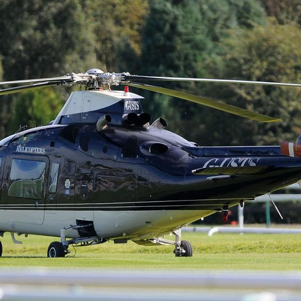 Two convicts used a helicopter to escape from a Canadian prison