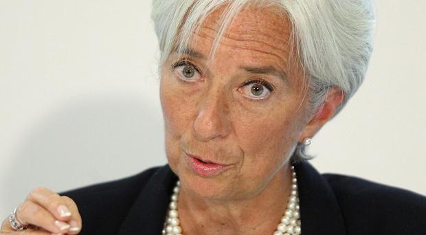 Christine Lagarde's home has been searched in a French financial investigation (AP