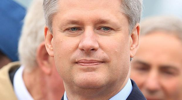 Prime Minister of Canada Stephen Harper has opposed a Bill to make it illegal to discriminate against transgender people