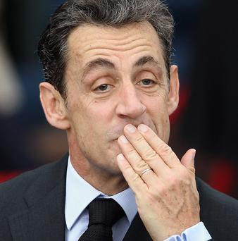 Former French president Nicolas Sarkozy has been accused of taking illegal donations from heiress Liliane Bettencourt