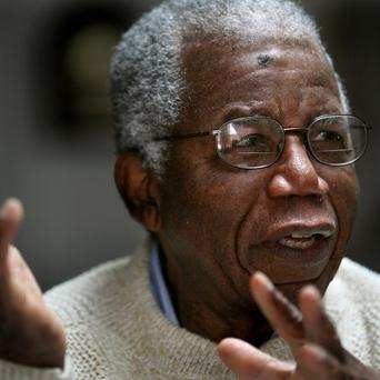 Chinua Achebe, the world-renowned Nigerian novelist, has died at the age of 82 (AP)