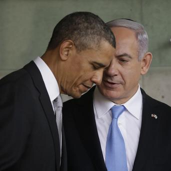 US President Barack Obama helped arrange the call which Israeli Prime Minister Benjamin Netanyahu made to the Turkish leader (AP)