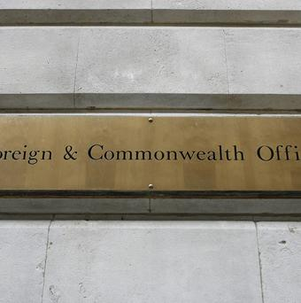 The Foreign Office confirmed a British national had been arrested in Italy