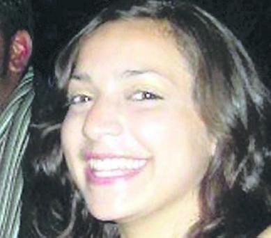 Murdered British student Meredith Kercher