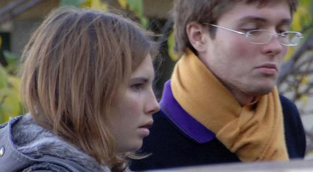 Amanda Knox and Raffaele Sollecito were acquitted on appeal in 2011 (AP)