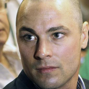 Carl Pistorius, brother of murder suspect Oscar, denies killing a woman in a road accident (AP)
