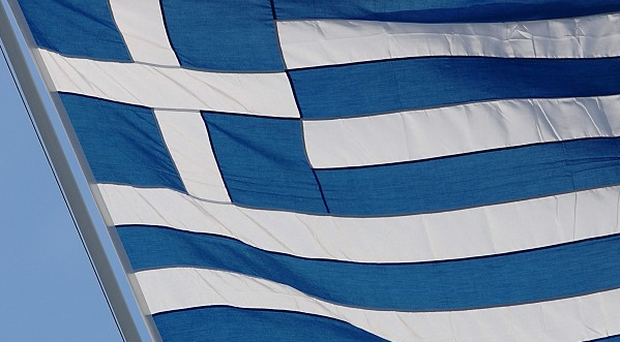 Party leaders in Greece were in late night talks this evening