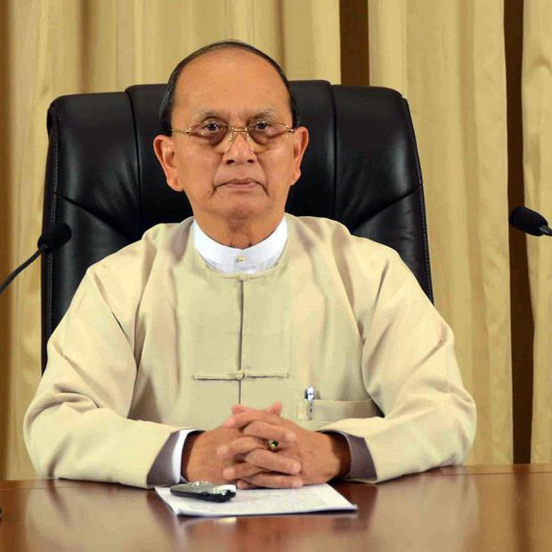 Burmese president Thein Sein has implemented reforms including the abolition of direct censorship of the local media (AP)