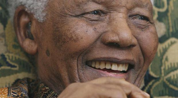 Nelson Mandela is making progress in hospital