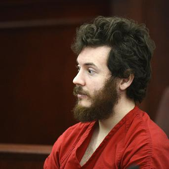 James Holmes last week offered to plead guilty over the shooting (AP/Denver Post, RJ Sangosti)