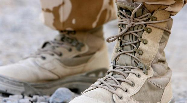 Three coalition service personnel and two civilians were killed in a blast in Afghanistan