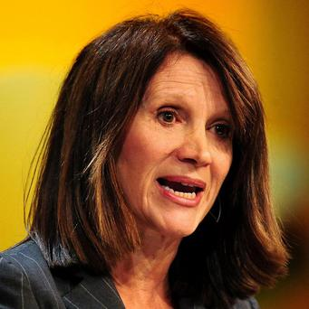 Lynne Featherstone said the cash would be used to tackle the root causes of poverty