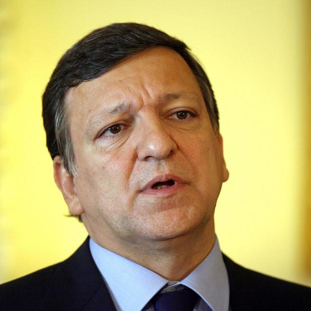 Jose Manuel Barroso hailed Baroness Thatcher as a 'great stateswoman'