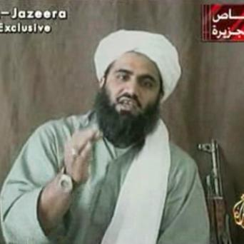 A date has been set for the trial of Sulaiman Abu Ghaith, Osama bin Laden's son-in-law (AP/Al-Jazeera)