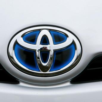 Toyota is recalling 490,000 vehicles in Europe