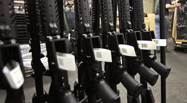 Subjecting more firearms purchases to government background checks has been the chief goal of gun control supporters (AP/Charles Krupa)