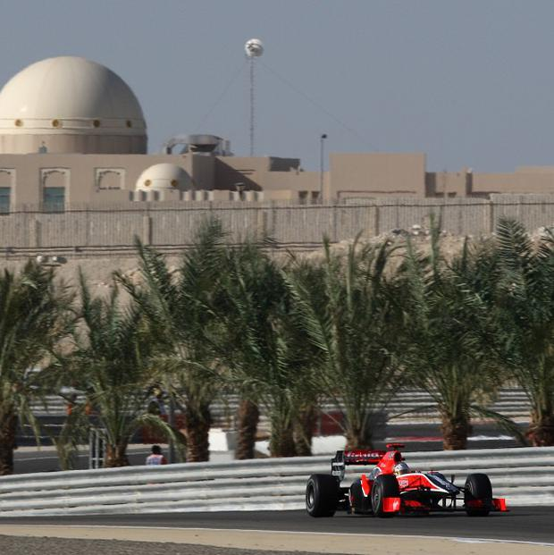 Officials in Bahrain are to increase security ahead of next weekend's Grand Prix after a series of explosions