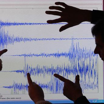 An earthquake has struck China's Sichuan province